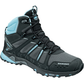 Mammut T Aenergy Mid GTX Shoes Women grey/black